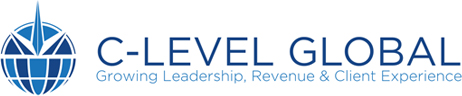 c-level global logo
