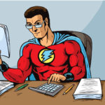 Super-Heroes of Persuasion: Mastering the  9-Step Process Decision-Makers (DMs) Go Through